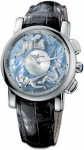 Ulysse Nardin Hourstriker Erotica 42mm 6119-103/p0-p2 watch