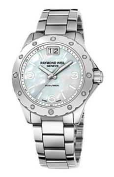 Raymond Weil Spirit Mens watch, model number - 6170-ST-05997, discount price of £750.00 from The Watch Source