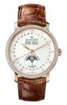 Blancpain Villeret Moonphase & Complete Calendar 38mm 6263-2942a-55B watch