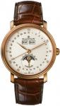 Blancpain Villeret Moonphase & Complete Calendar 38mm 6263-3642a-55b watch