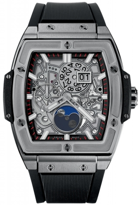Hublot Spirit Of Big Bang Moonphase 42mm 647.nx.1137.rx watch