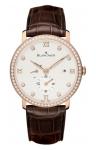 Blancpain Villeret Small Seconds Date & Power Reserve Mechanical 6606-2987-55B watch