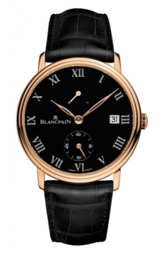 Blancpain Villeret 8 Days Manual Wind Mens watch, model number - 6614-3637-55b, discount price of £21,375.00 from The Watch Source