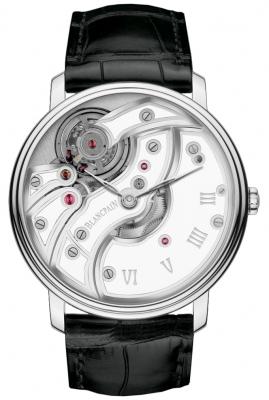 Blancpain Villeret Inverse Movement 43mm 6616-1527-55b watch