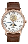 Blancpain Villeret Carrousel Moonphase 42mm 6622L-3631-55b watch