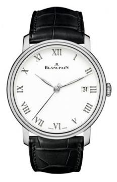 Blancpain Villeret 8 Days Automatic 42mm 6630-1531-55b watch