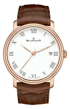 Blancpain Villeret 8 Days Automatic 42mm 6630-3631-55b watch