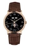 Blancpain Villeret Complete Calendar 8 Days 6639-3637-55b watch