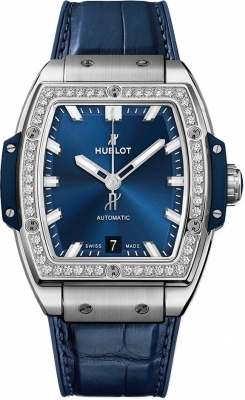 Hublot Spirit Of Big Bang 39mm 665.nx.7170.lr.1204 watch