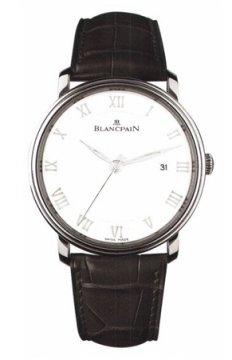 Blancpain Villeret Ultra Slim Automatic 40mm 6651-1127-55b watch