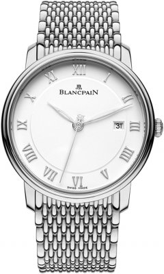 Blancpain Villeret Ultra Slim Automatic 40mm 6651-1127-mmb watch
