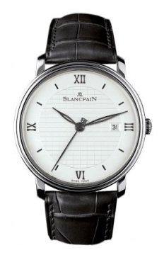 Blancpain Villeret Ultra Slim Automatic 40mm Mens watch, model number - 6651-1143-55b, discount price of £5,635.00 from The Watch Source