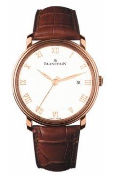 Blancpain Villeret Ultra Slim Automatic 40mm 6651-3642-55b watch