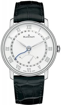 Blancpain Villeret Ultra Slim Date 30 Seconds Retrograde 6653q-1127-55b watch
