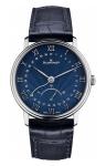 Blancpain Villeret Ultra Slim Date 30 Seconds Retrograde 6653q-1529-55b watch