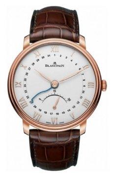 Blancpain Villeret Ultra Slim Date 30 Seconds Retrograde 6653q-3642-55b watch