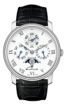Blancpain Villeret Quantieme Perpetual 8 Days Automatic 42mm 6659-3431-55b watch