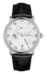 Blancpain Villeret 8 Days Half Timezone 6661-1531-55b watch
