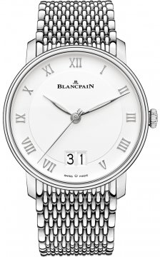 Blancpain Villeret Grand Date 40mm 6669-1127-mmb watch