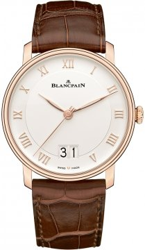 Blancpain Villeret Grand Date 40mm 6669-3642-55b watch