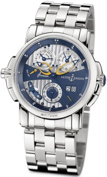 Ulysse Nardin Sonata Cathedral Mens watch, model number - 670-88-8/213, discount price of £53,329.00 from The Watch Source