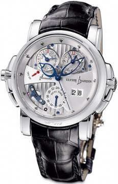 Ulysse Nardin Sonata Cathedral Mens watch, model number - 670-88, discount price of £37,650.00 from The Watch Source