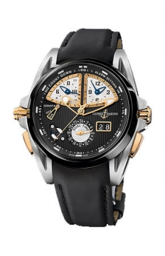 Ulysse Nardin Sonata Streamline Mens watch, model number - 675-00-4, discount price of £24,522.00 from The Watch Source