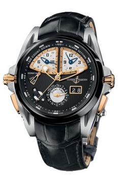 Ulysse Nardin Sonata Streamline Mens watch, model number - 675-00, discount price of £24,522.00 from The Watch Source
