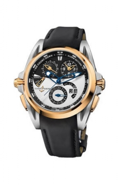 Ulysse Nardin Sonata Streamline Mens watch, model number - 675-01-04, discount price of £28,942.00 from The Watch Source