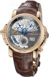 Ulysse Nardin Sonata Cathedral 676-88/212 watch