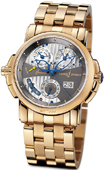 Ulysse Nardin Sonata Cathedral Mens watch, model number - 676-88-8/212, discount price of £46,278.00 from The Watch Source