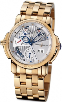 Ulysse Nardin Sonata Cathedral Mens watch, model number - 676-88-8, discount price of £46,278.00 from The Watch Source