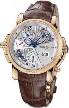 Ulysse Nardin Sonata Cathedral Mens watch, model number - 676-88, discount price of £35,130.00 from The Watch Source