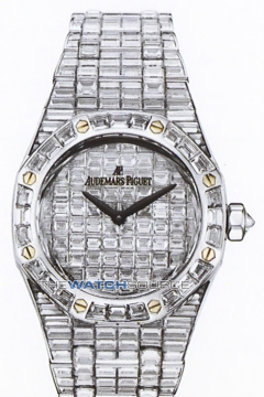 Audemars Piguet Royal Oak Lady Quartz Ladies watch, model number - 67606bc.zz.9179bc.01, discount price of £501,500.00 from The Watch Source