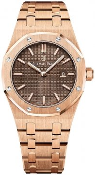 Audemars Piguet Royal Oak Quartz 33mm 67650or.oo.1261or.01 watch