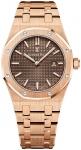 Audemars Piguet Royal Oak Quartz 33mm 67650or.oo.1261or.01 watch