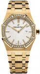 Audemars Piguet Royal Oak Quartz 33mm 67651ba.zz.1261ba.01 watch