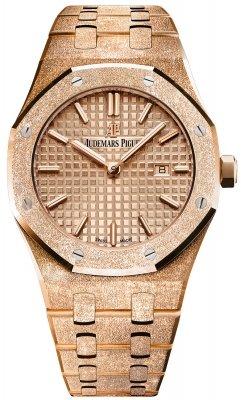Audemars Piguet Royal Oak Quartz 33mm 67653or.gg.1263or.02 watch