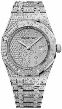 Audemars Piguet Royal Oak Quartz 33mm 67654bc.zz.1264bc.01 watch