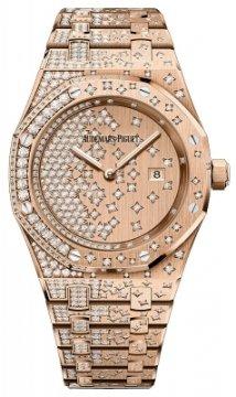 Audemars Piguet Royal Oak Quartz 33mm 67654or.zz.1264or.01 watch