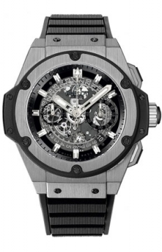 Hublot King Power UNICO Chronograph Titanium 48mm Mens watch, model number - 701.nx.0170.rx, discount price of £12,640.00 from The Watch Source