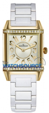 Jaeger LeCoultre Reverso Squadra Lady Ladies watch, model number - 7031720, discount price of £11,070.00 from The Watch Source