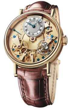 Breguet Tradition Automatic 38mm Mens watch, model number - 7037ba/11/9v6, discount price of £20,640.00 from The Watch Source