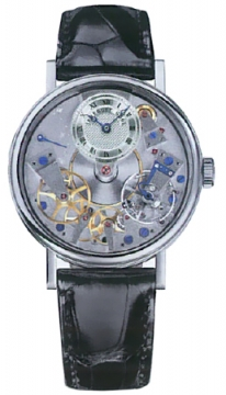 Breguet Tradition Automatic 38mm Mens watch, model number - 7037bb/11/9v6, discount price of £22,865.00 from The Watch Source