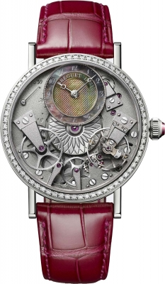 Breguet Tradition Dame Automatic 37mm 7038bb/1t/9v6.d00d watch