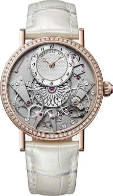 Breguet Tradition Dame Automatic 37mm 7038br/18/9v6.d00d watch
