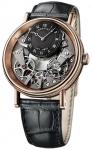 Breguet Tradition Manual Wind 40mm 7057br/g9/9w6 watch