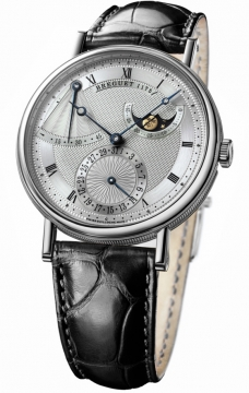 Breguet Classique Power Reserve Mens watch, model number - 7137bb/11/9v6, discount price of £22,015.00 from The Watch Source
