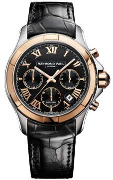 Raymond Weil Parsifal Mens watch, model number - 7260-sc5-00208, discount price of £2,455.00 from The Watch Source