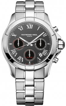 Raymond Weil Parsifal Mens watch, model number - 7260-st-00208, discount price of £2,205.00 from The Watch Source